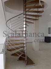 Escaleras, escaleras de caracol
