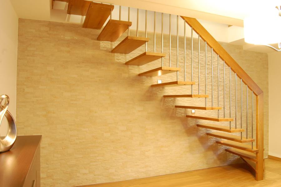Modelos De Escaleras De Madera Escaleras De Caracol De