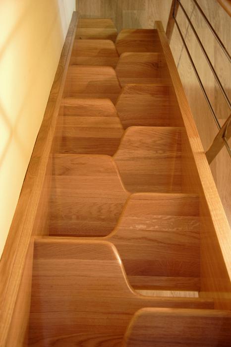 Escaleras tipo barco para espacios reducidos scala bianca for Escalera de medidas