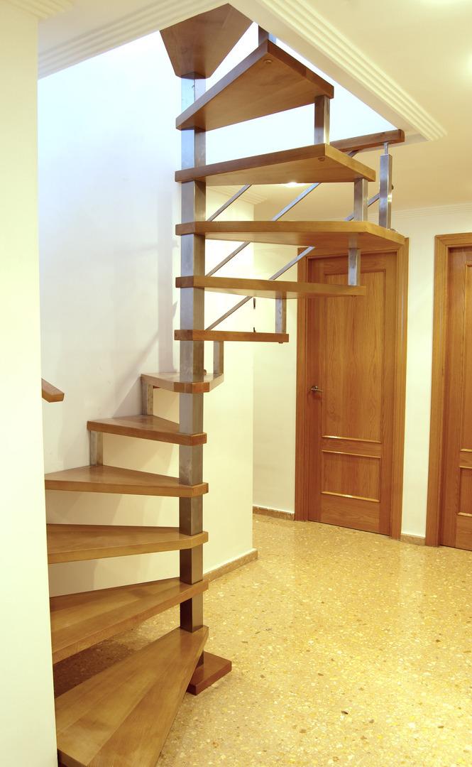 Fabricaci n de escaleras de caracol a medida - Escaleras a medida ...