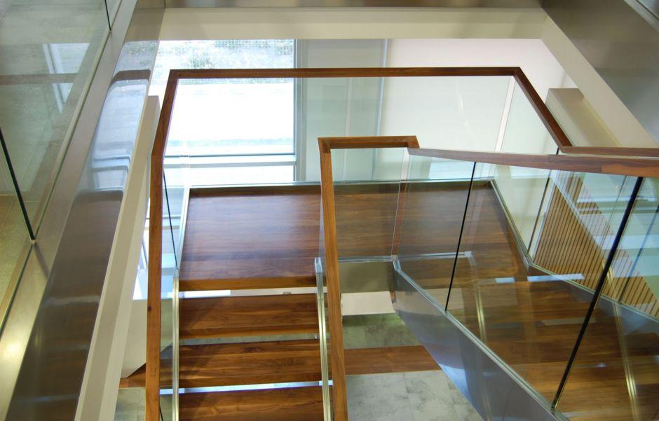 escaleras de madera, escaleras de interior, escaleras de diseño, escaleras a medida