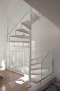 Escaleras de caracol modelo Inma