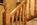 Barandas, Barandillas de madera